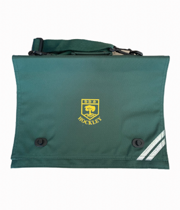 Hockley Toggle Book Bag - Green